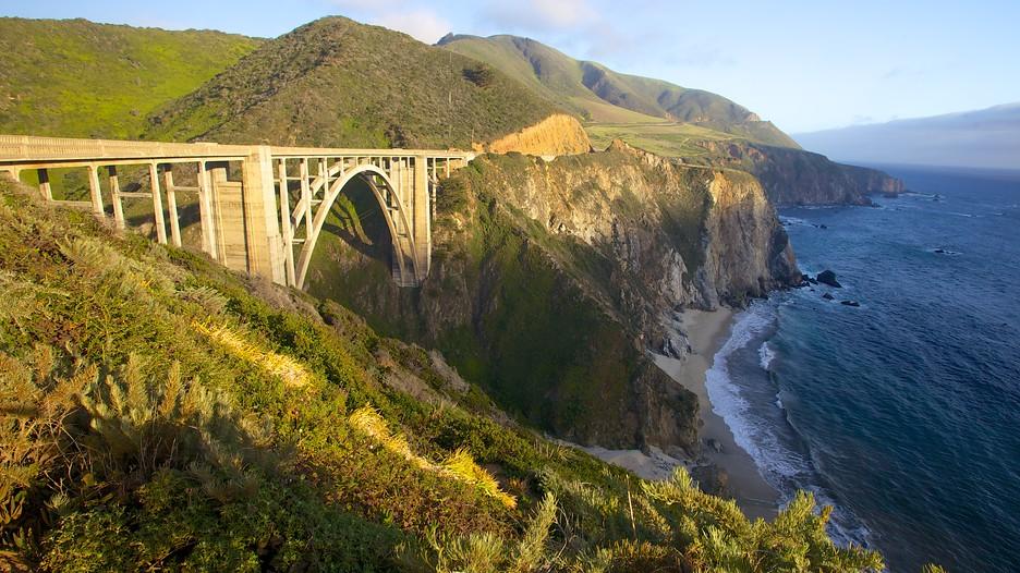 Park Big Sur Sur State Park Monterey