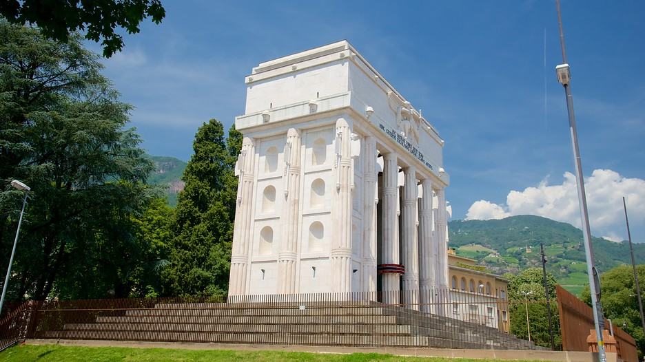 Victory Monument in Bolzano,  Expedia