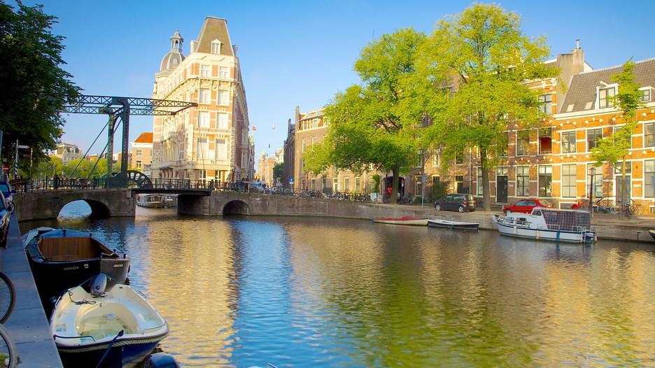 Amsterdam le Piazze da visitare, Muntplein. L'Intricato punto d ...