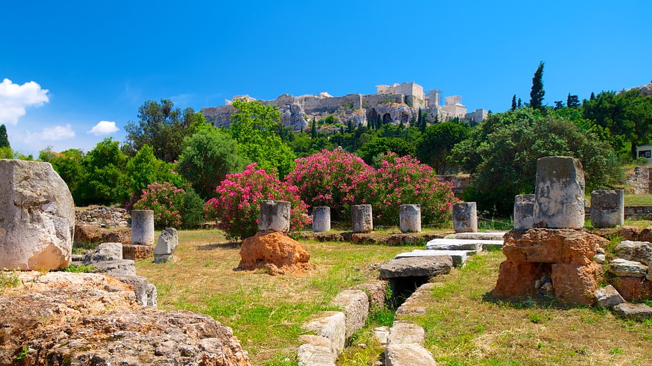 Ancient Agora in Athens,  Expedia
