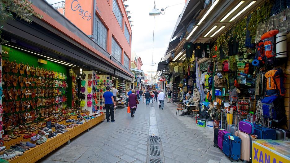 Monastiraki Flea Market In Athens Expedia Ca