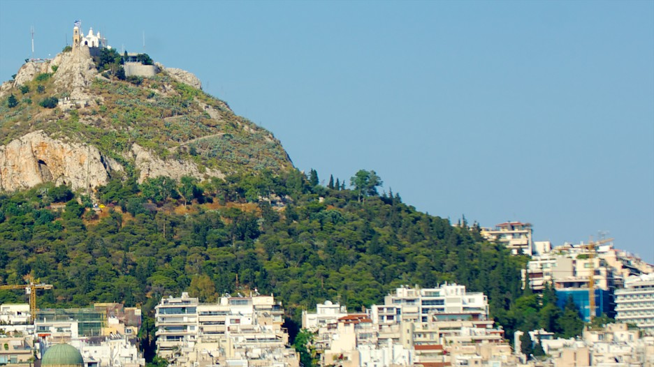 Mount Lycabettus - Athens, Attraction  Expedia.com.au