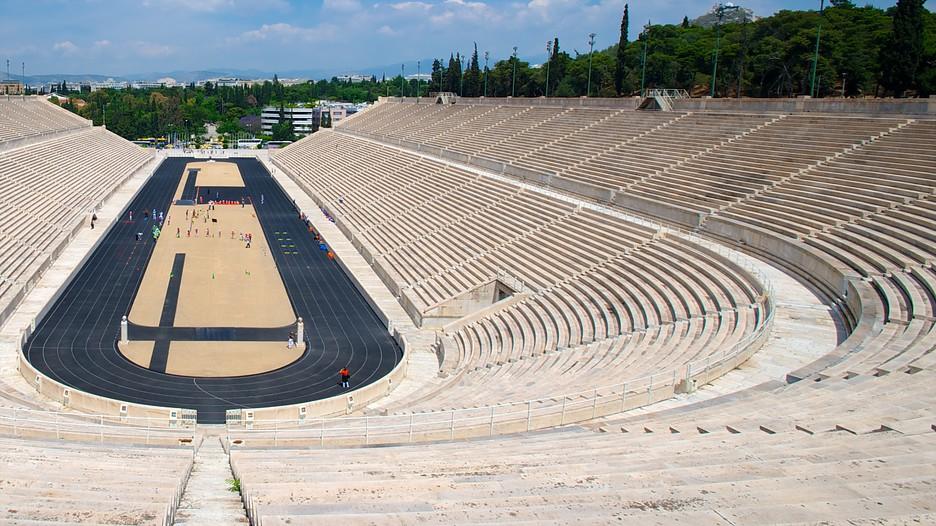 Panathenaic Stadium In Athens Expedia Ca