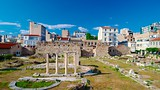 Roman Agora (Forum) - Athens - Tourism Media