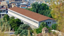 Stoa of Attalos - Athens