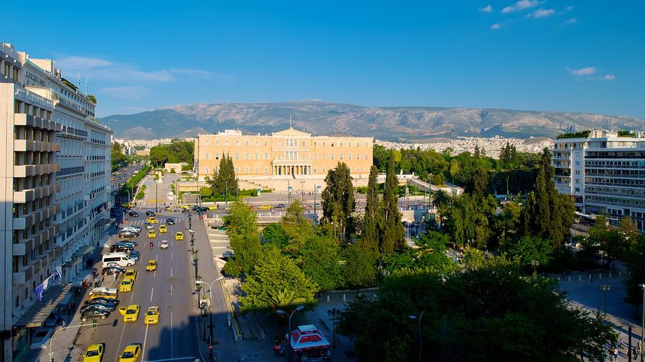 Place Syntagma D 233 Couvrez Ath 232 Nes Avec Expedia Fr