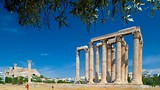 Temple of Olympian Zeus - Athens - Tourism Media