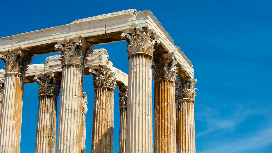 Temple of Olympian Zeus - Athens, Attraction  Expedia.com.au