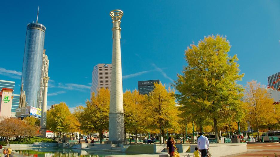 Hotels Close To Centennial Olympic Park Atlanta
