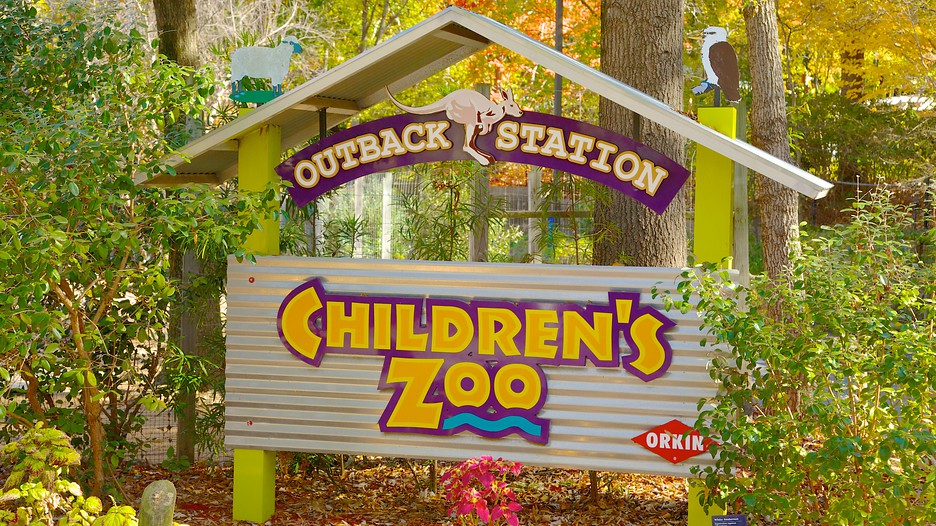 Zoo Atlanta In Atlanta Georgia