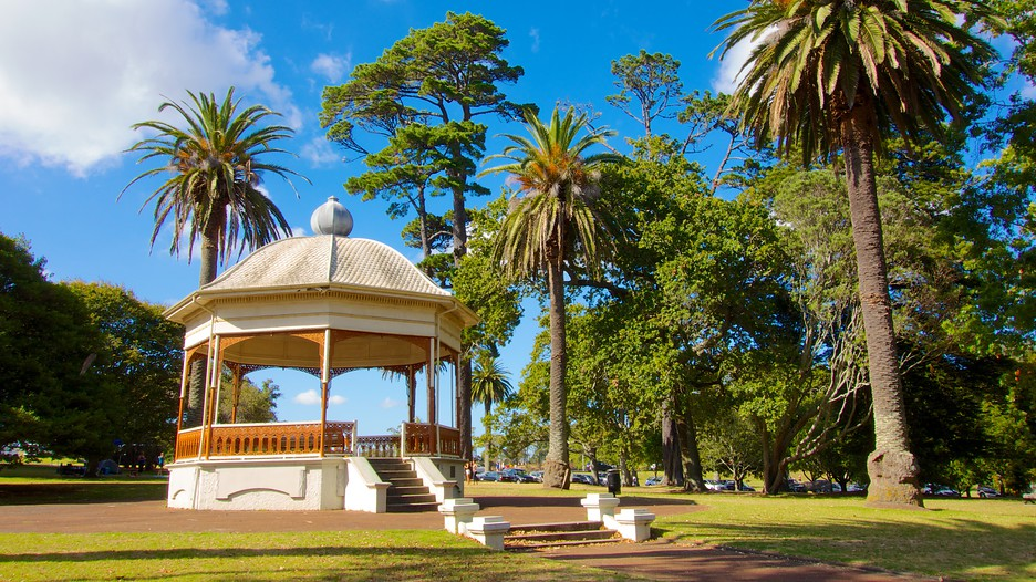 Tham quan công viên bảo tàng thành phố Auckland