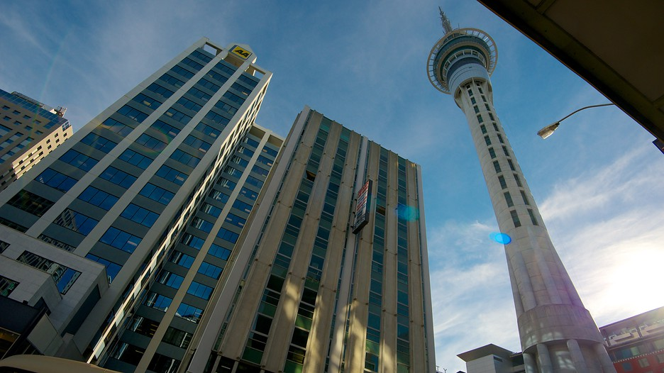 sky tower in auckland expedia. Black Bedroom Furniture Sets. Home Design Ideas