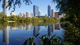 Lady Bird Lake - Texas - Tourism Media