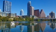 Lady Bird Lake - Austin