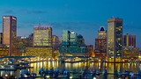 Baltimore Inner Harbor - Verenigde Staten - Tourism Media