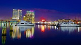 Baltimore Inner Harbor Marina - Maryland - Tourism Media