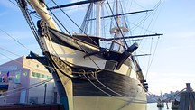 USS Constellation - Baltimore