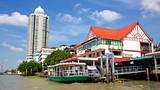 Showing item 35 of 35. Chao Phraya River - Bangkok - Tourism Media