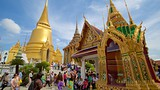 Showing item 3 of 35. Temple of the Emerald Buddha - Bangkok - Tourism Media
