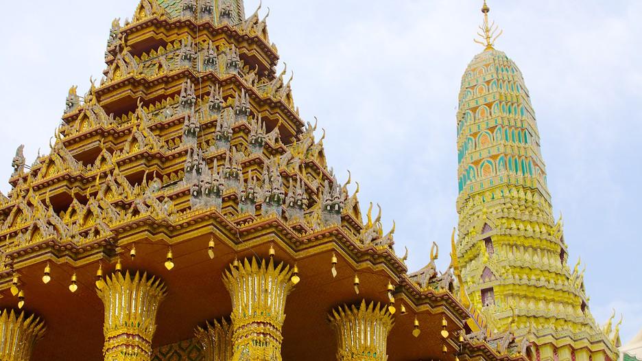 Grand Palace In Bangkok Bangkok Expedia