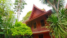 Jim Thompson House - Bangkok (med omnejd)
