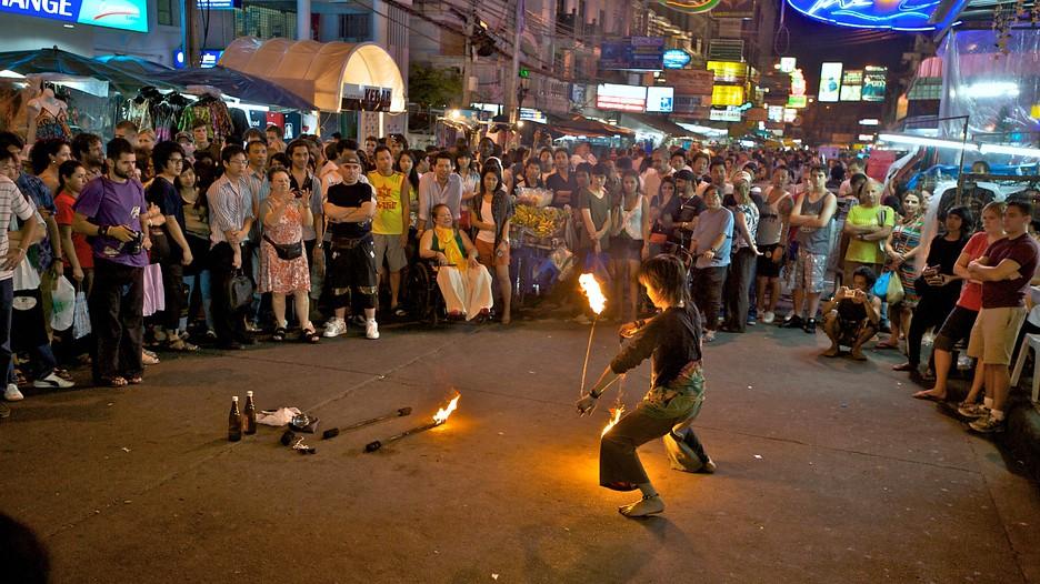Khao San Road in Bangkok, Thailand  Expedia