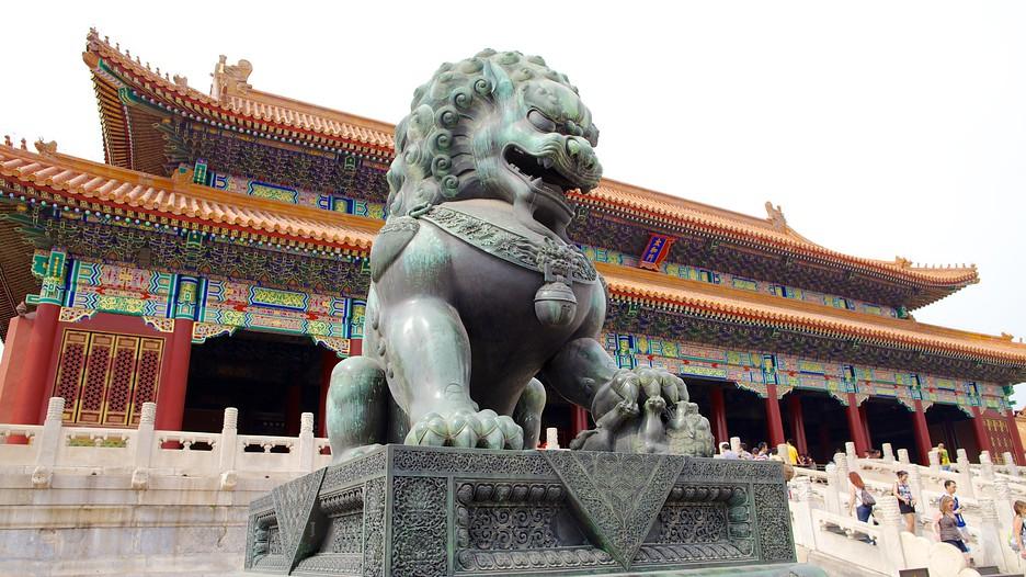 Resultado de imagem para cidade proibida beijing china