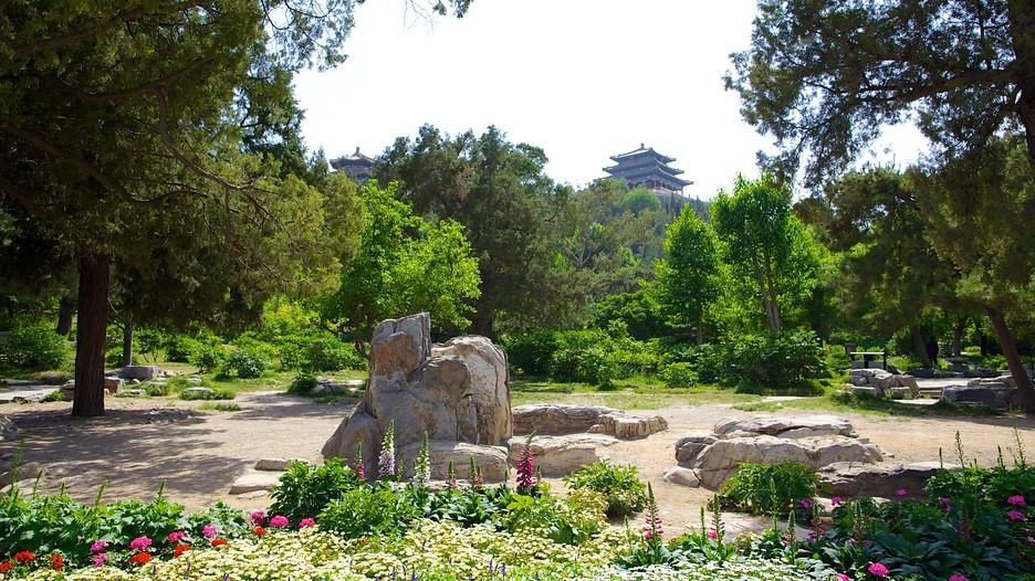 Resultado de imagem para parque jingshan beijing