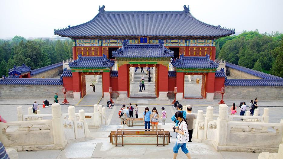 Exibindo item 14 de 18 Templo do Paraíso (Tian Tan) - Pequim (e arredores) - Tourism Media
