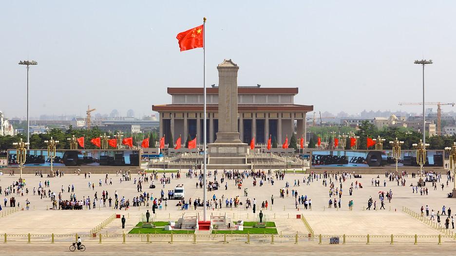 Exibindo item 4 de 22 Praça de Tiananmen - Pequim (e arredores) - Tourism Media