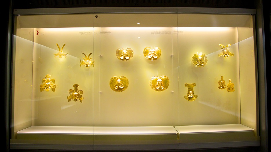 Gold Museum in Bogota, | Expedia