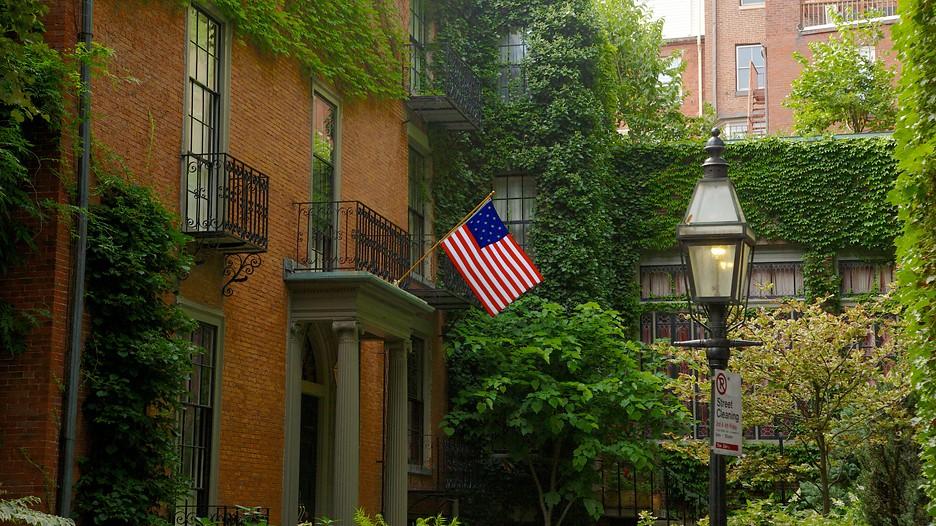 Boston Hotels Beacon Hill Area