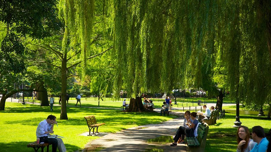 Boston Common In Boston Massachusetts Expedia