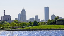 Castle Island - Boston