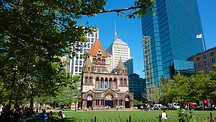 Copley Square - Boston