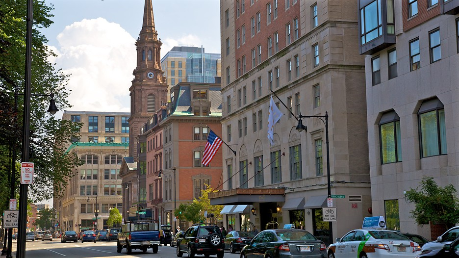 Best Hotels In Boston Downtown