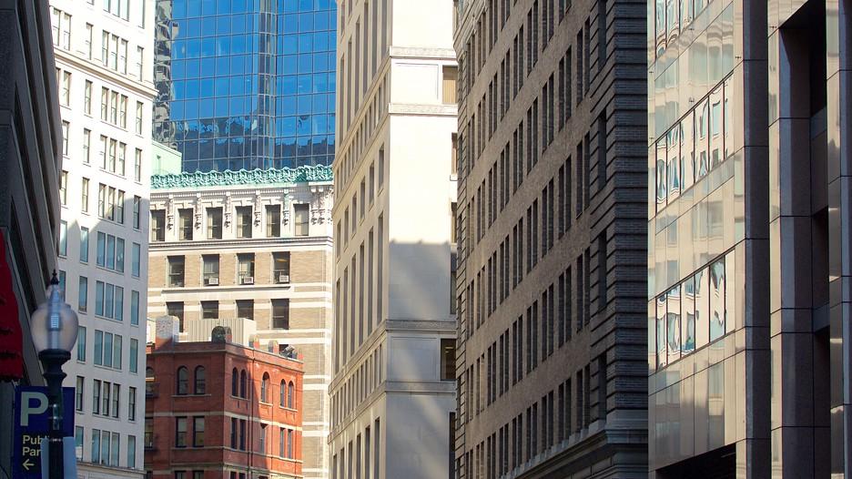 Best Hotels In Boston Financial District