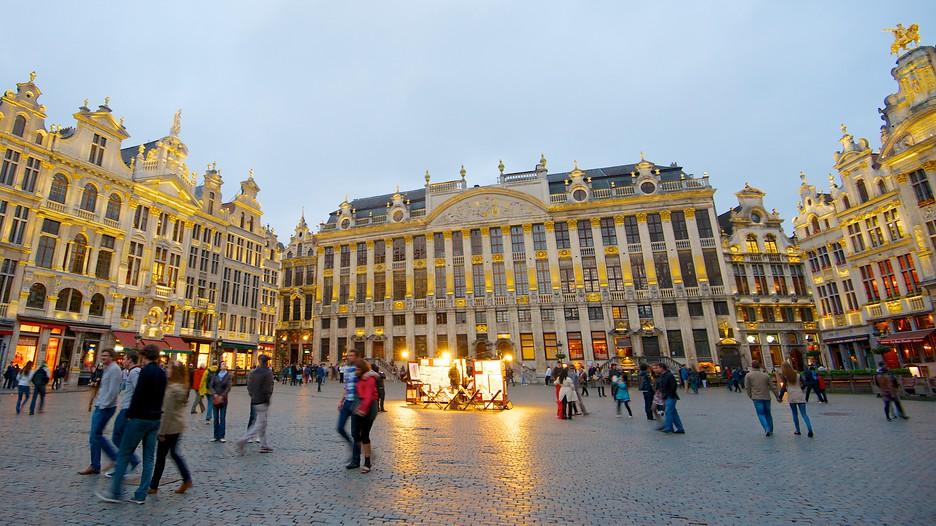 Hotel Novotel Brussels Off Grand Place Bruxelles Belgien
