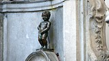 Manneken Pis Statue - Brussels - Tourism Media