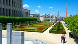 Mont des Arts - Brussels - Tourism Media