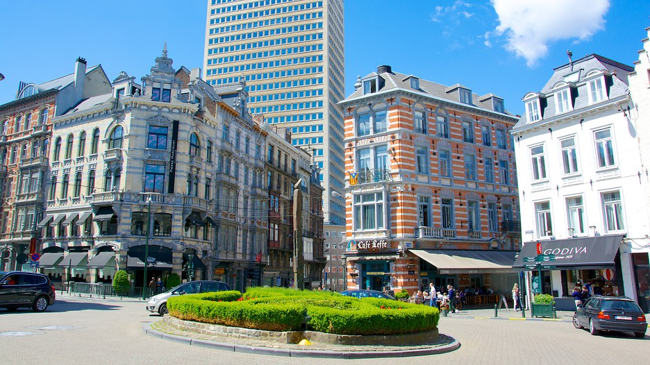 Photo of Sablon in Brussels