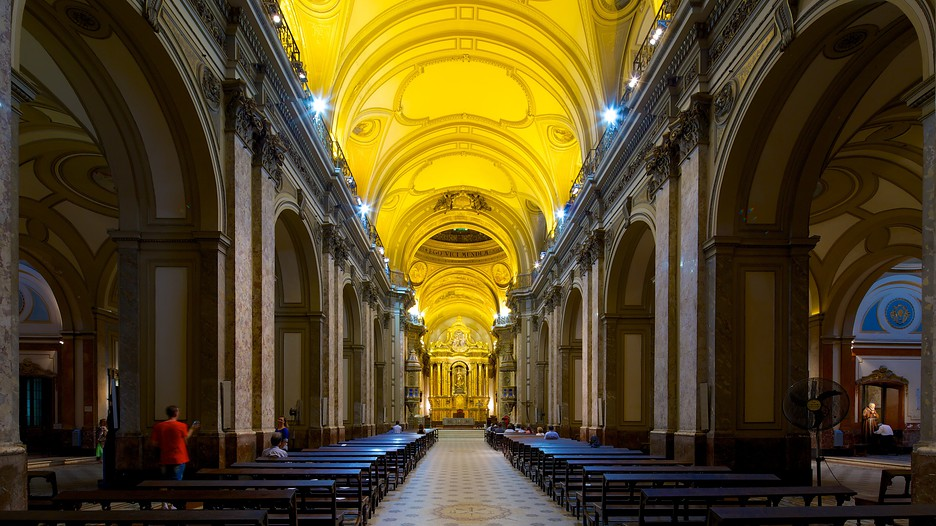 Buenos Aires Metropolitan Cathedral in Buenos Aires, | Expedia