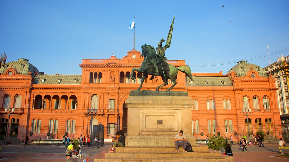 Casa Rosada in Buenos Aires, | Expedia