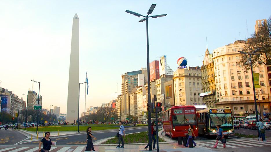 Obelisco in buenos aires expedia for Obelisco buenos aires