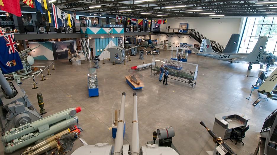 The Military Museums In Calgary Alberta Expedia Ca