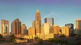 Charlotte Downtown - Photo courtesy of VisitNC.com