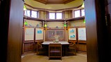 Showing item 19 of 90. Frank Lloyd Wright Home and Studio - Chicago - Tourism Media