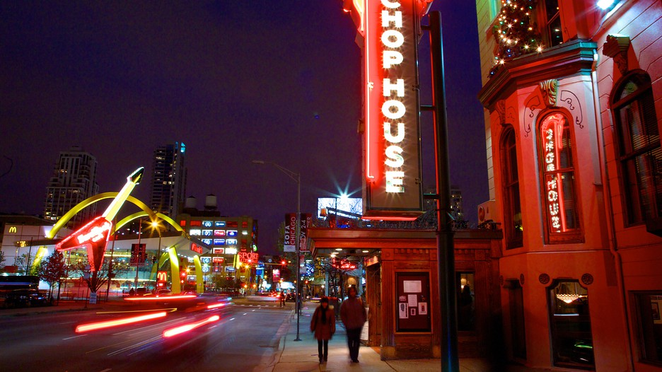 Luxury Hotels In Chicago Magnificent Mile