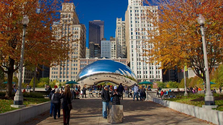 Fairmont Chicago Millennium Park Hotel - TripAdvisor