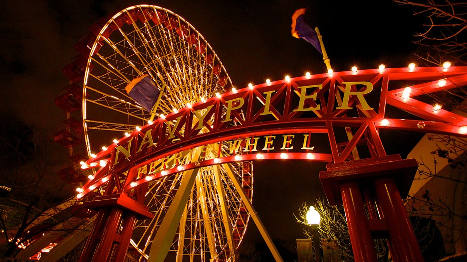 Navy Pier In Chicago Illinois Expedia